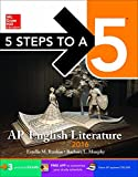 img - for 5 Steps to a 5 AP English Literature 2016 (5 Steps to a 5 on the Advanced Placement Examinations Series) book / textbook / text book