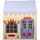 Play House Toy Small (100 X 70 X 100)cm Tent / Palace Tent House From For Kids, Kids Fun Play House Tent Indoor...
