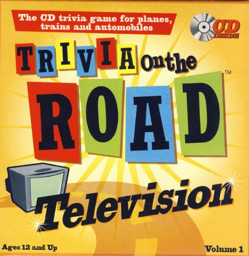 Trivia on the Road CD Game- TV Shows