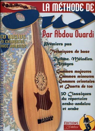 Méthode d'Oud + CD