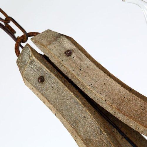 LightInTheBox Vintage Amercian Rustic Wooden Pendant Wine Barrel Chandelier Lamp Liviing and Bedroom Lamp Ceiling Lights 2