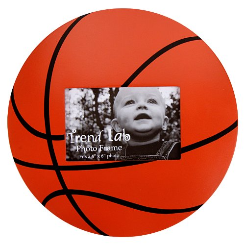Trend Lab Photo Frame, Basketball (Basketball Frame compare prices)