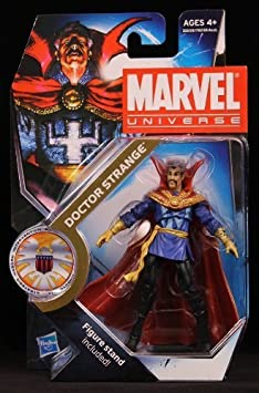 Marvel Universe 3 3/4 Inch Series 14 Action Figure #12 Dr. Strange by Hasbro