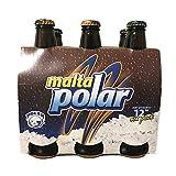 Dinas Malta Polar 6 Pack 12oz Bottles (Tamaño: 12  Ounces)