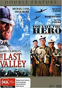 Last Valley/Too Late the Hero (Pal/Region 4)