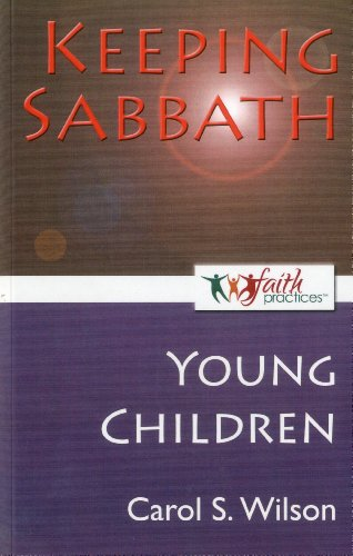 Keeping Sabbath [Young Children] (Faith Practices) front-27188