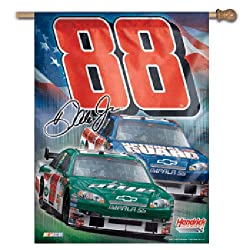Wincraft Dale Earnhardt, Jr. AMP Energy/National Guard Vertical Banner - Dale Earnhardt, Jr One Size