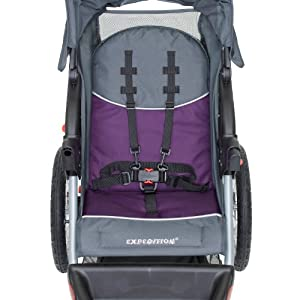 Baby Trend Expedition Jogger Travel System, Elixer