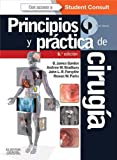 img - for Davidson. Principios y pr ctica de cirug a + StudentConsult (Spanish Edition) book / textbook / text book