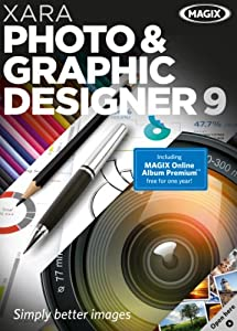 Xara Photo & Graphic Designer 9 - Free Trial [Download]