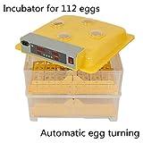 Quality 1st-2016 Mini 112 Egg Automatic Incubator Egg