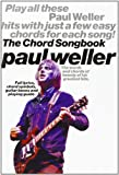 Arthur Dick The Chord Songbook: Paul Weller