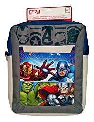Marvel Avengers Tablet Laptop Tote Bag with Carry Strap ~ 14
