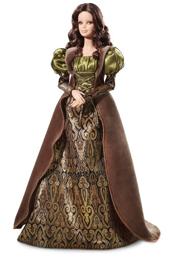 Barbie Collector Museum Collection Da Vinci Doll front-966892