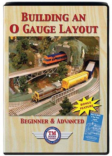 Building An O Gauge Layout - Beginner & Advanced