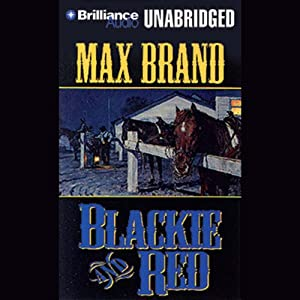 Blackie and Red Audiobook
