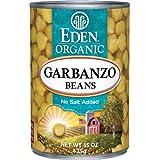 Eden Organic Garbanzo Beans 15.0 OZ