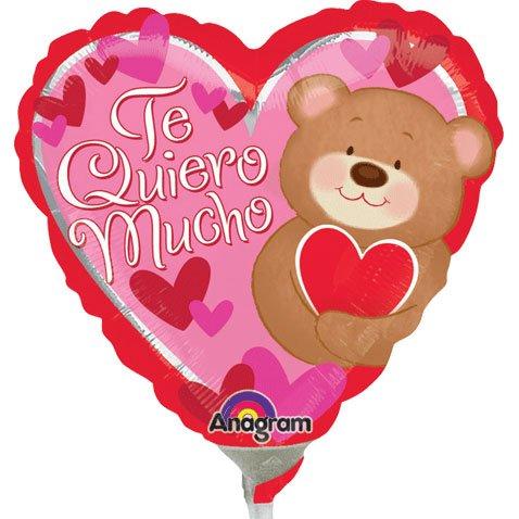 Te Quiero Mucho Bear Micro