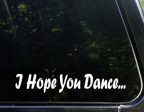 I Hope You Dance... (8