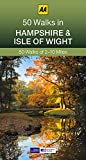 50 Walks in Hampshire & the IOW (AA 50 Walks Series)