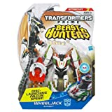 Wheeljack Transformers Prime Beast Hunters #004 Deluxe Class Action Figure