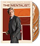 Mentalist: The Complete Fourth Season [DVD] [Import]
