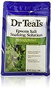 Dr. Teal's Epsom Salt Soaking Solutio…
