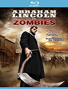 Abraham Lincoln vs Zombies [Blu-ray]