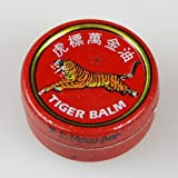 Baume du Tigre (Tiger Balm) - 1 pot de 30gr Blanc