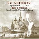 Glazunov : Symphony Nos 1, 2, 3 & 9