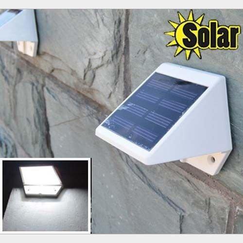 Landscape Lighting Gutter Mount: Elinkume Solar Powered Outdoor Wall Mount LED Light,Garden