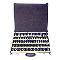Hot Sale Neiko 80-Piece Premium-Grade 1/2 Inch Tungsten Carbide Router Bit Set - 3 and 2 Blade - Aluminum Case