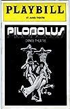Pilobolus Dance Theatre Playbill Program November 1977