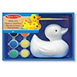 Melissa Doug Decorate Your Own Rubber Duck