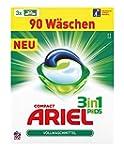 Ariel 3 in 1 Pods Vollwaschmittel, 1e...