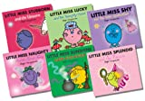Little Miss Glitter Collection, 6 Books, RRP £17.94 (Little Miss Stubborn and the Unicorn; Little Miss Lucky and the Naughty Pixes; Little Miss Shy and the Fairy Godmother; Little Miss Naughty and the Good Fairy; Little Miss Sunshine..)