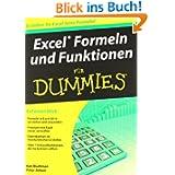 Excel Formeln und Funktionen für Dummies (Fur Dummies)