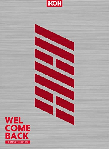 WELCOME BACK -COMPLETE EDITION-(2CD+DVD+PHOTO BOOK+スマプラ)(初回生産限定盤)