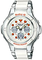 Casio Baby-G Ladies Watch BGA-123-7A2JF Japan import