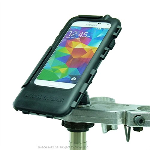 Yoke 50 Tough Case Motorcycle Yoke Nut Cap Mount For Galaxy S5 Fits Honda
