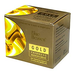 Blue Heaven Gold Fairness Bleach