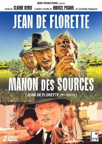 Jean De Florette/Manon Des Sources [DVD] [Import]