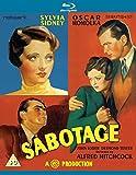 Sabotage [Blu-ray] [UK Import]