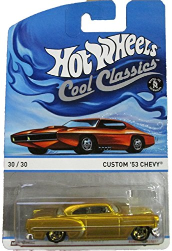 Hot Wheels - Cool Classics - 30/30 - Custom '53 Chevy - (bronze) - 1