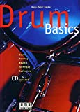 img - for Becker : Drum Basics (Book/CD Set) book / textbook / text book