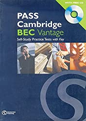 Pass Cambridge BEC (Vantage) Practise Text with CD