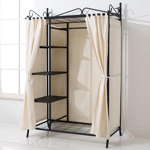 stoff kleiderschrank ikea. Black Bedroom Furniture Sets. Home Design Ideas