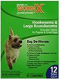 Sentry HC WormX Dog Dewormer, Small Dogs, 12ct