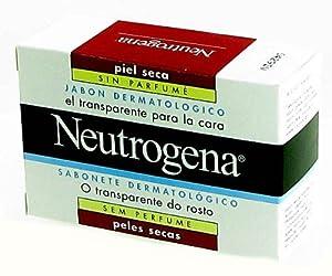Neutrogena fragrance free bar soap