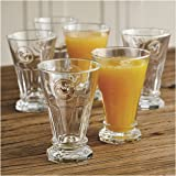 Rooster Juice Glasses